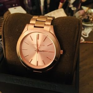 Michael Kors - Runway Rose Gold  women's watch